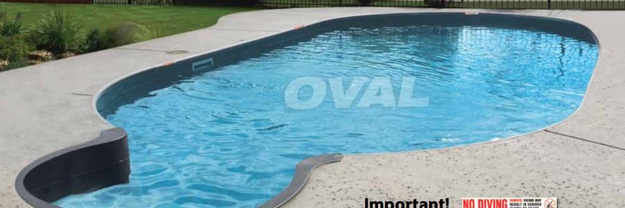 12′ x 24′ Oval Pool