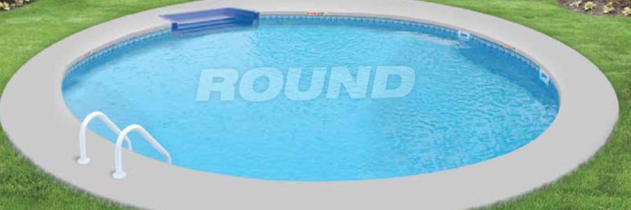 18′ Round Pool