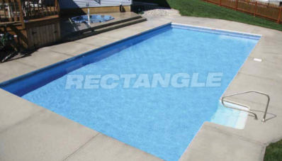 20 x 40 Rectangle Pool
